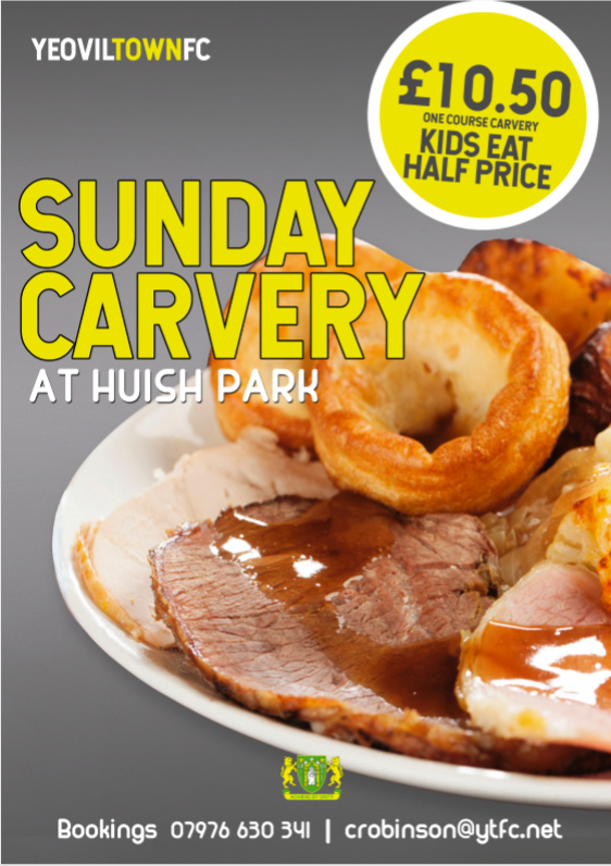 Carvery Poster